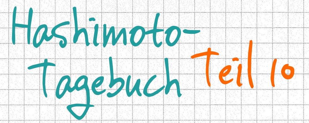 Hashimoto-Tagebuch Teil 10: Schwermetalle und Thiole