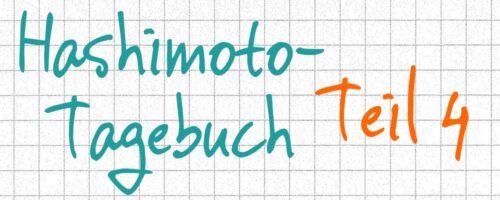 Hashimoto-Tagebuch Teil 4:  Schilddrüsen-Operation, Nebennierenschwäche und Cortisoneinnahme