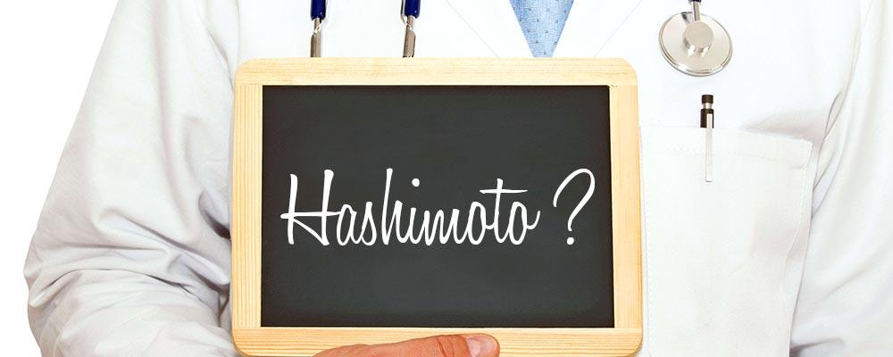 Was sind die möglichen Ursachen für eine Hashimoto Thyreoiditis ?